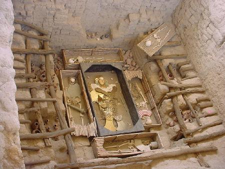 Lugares turísticos en Perú, Señor de Sipan